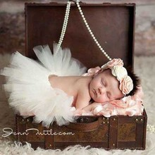 Get more info on the Newborn Photography Prop White Cost Cost Photo Boy Girl Muslin Clothes Headwear Accessories Photography Costume Tutu Set