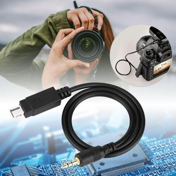 soft release button DC2 SLR Camera Shutter Connecting Line Wire for Nikon Camera D7100 D7000 D5200 D90 D600 remote shutter image