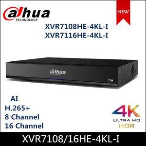 Цифровой видеорегистратор Dahua XVR, 8/16 каналов Penta-brid, 4K, Mini 1U, поддерживает ии-и-, с поддержкой AI-и-, с поддержкой AI-и-,-, и-, с-,-, и-,-,