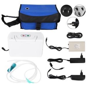 Image 1 - Portable Small Oxygen Concentrator O2 Generator for Home Travel Car Oxygen Making Machines Health Care
