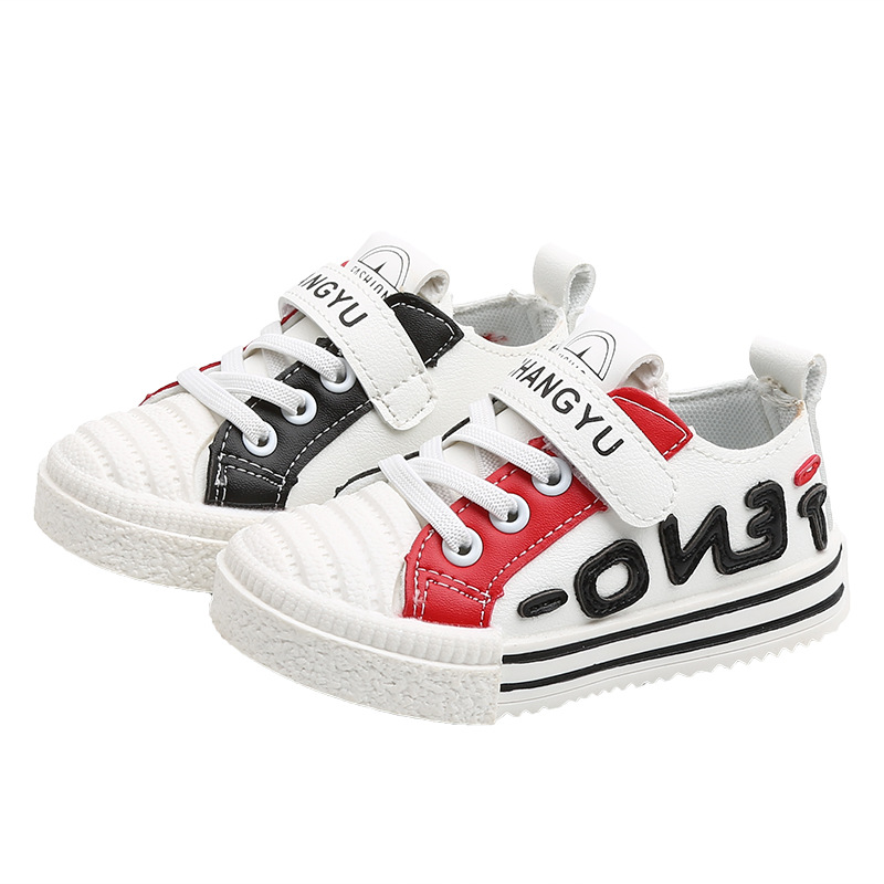 Kids Boys Girls Canvas Casual Shoes Sneakers Breathable Sports Childrens Running