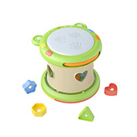 Toy Musical Instrument Kids Baby Hand Drums Children Pat Drum Musical Instruments Baby Toys 6 12 Months Music Toys For Baby Kids