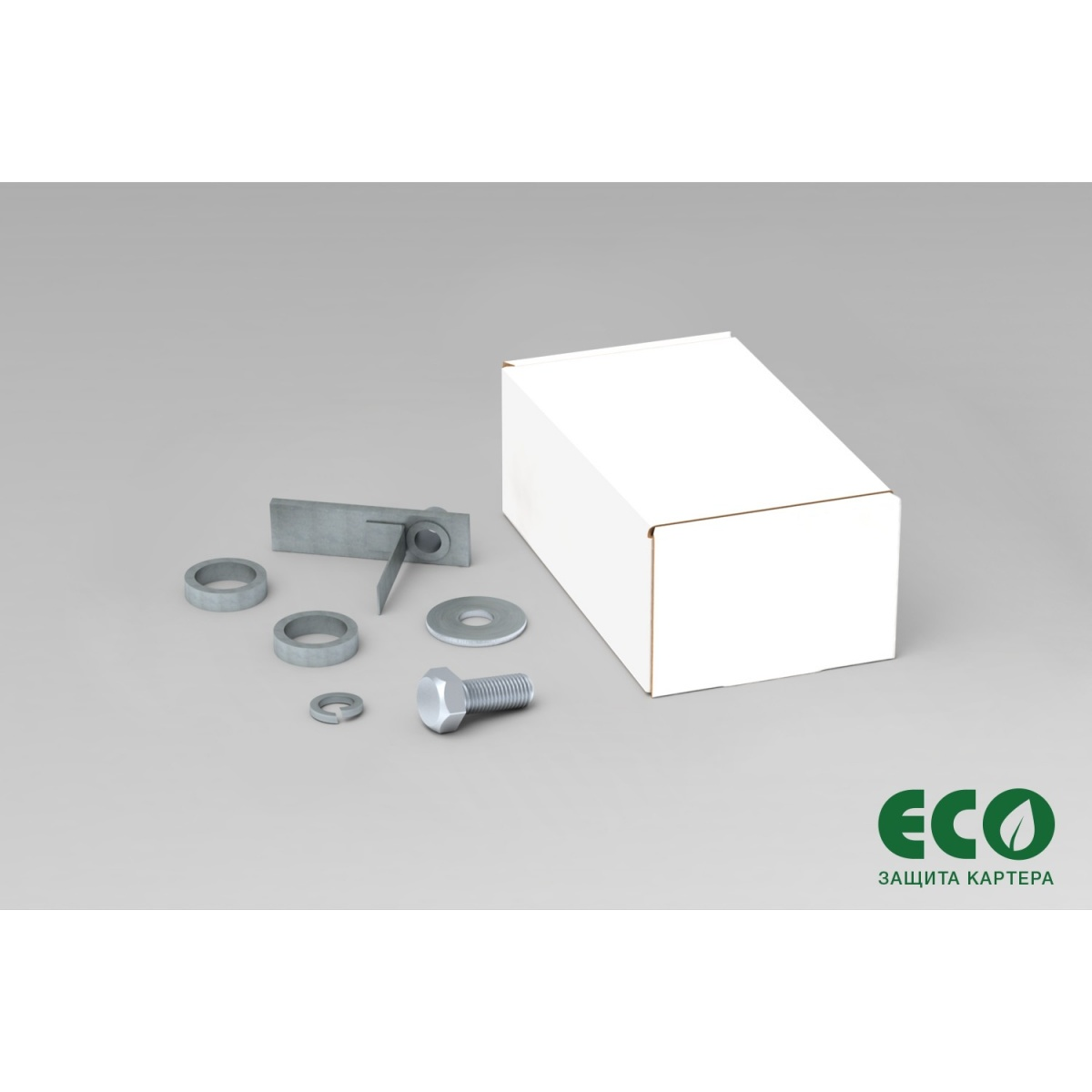 Set of fasteners for зкпп eco, ...