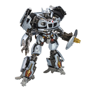Hasbro Transformers MPM-9 MPM 9 Master Piece Movie Series Autobot Jazz Car Robots Collectible Models Children Gifts Toy Model 2