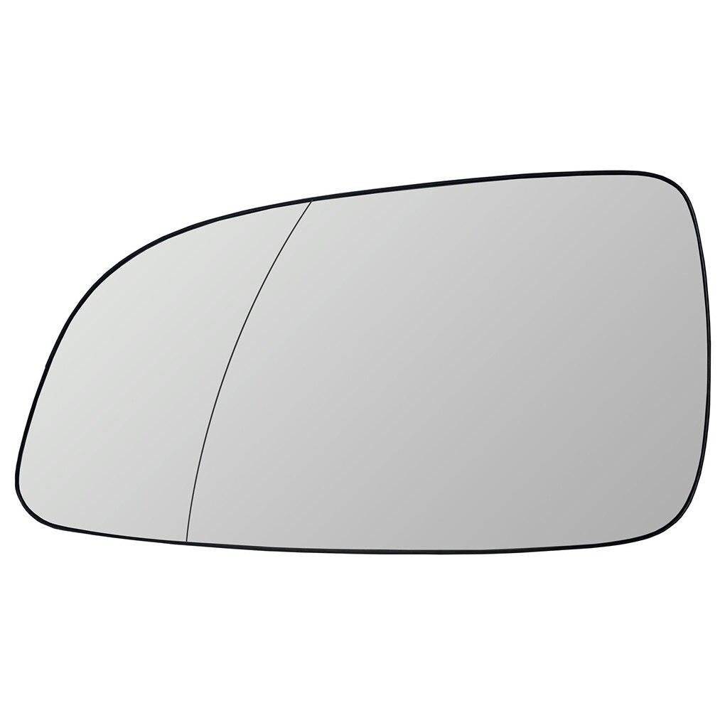 Para opel astra 2004-2008 esquerda lado do motorista fora aquecida espelho retrovisor de aquecimento vidro 6428786 13141985