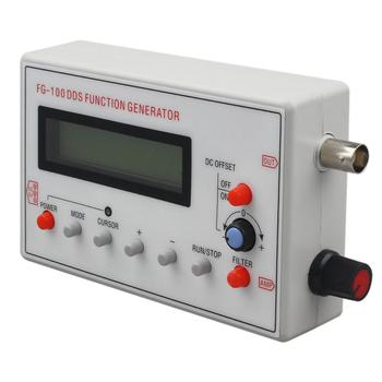 Hot sale FG-100 DDS Function Signal Generator Frequency Counter 1Hz - 500KHz sale 100