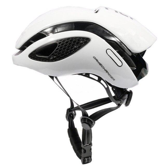 Jogo da marca capacete de bicicleta estrada capacete ciclismo mtb men aero sport cap tld wilier radare tamanho m 54 54 60cm d 3