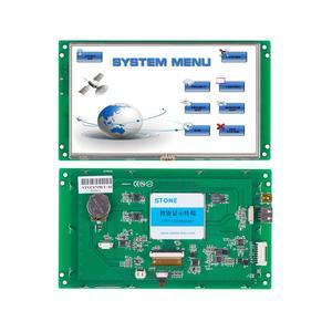 7 inch Serial LCD Display Modu