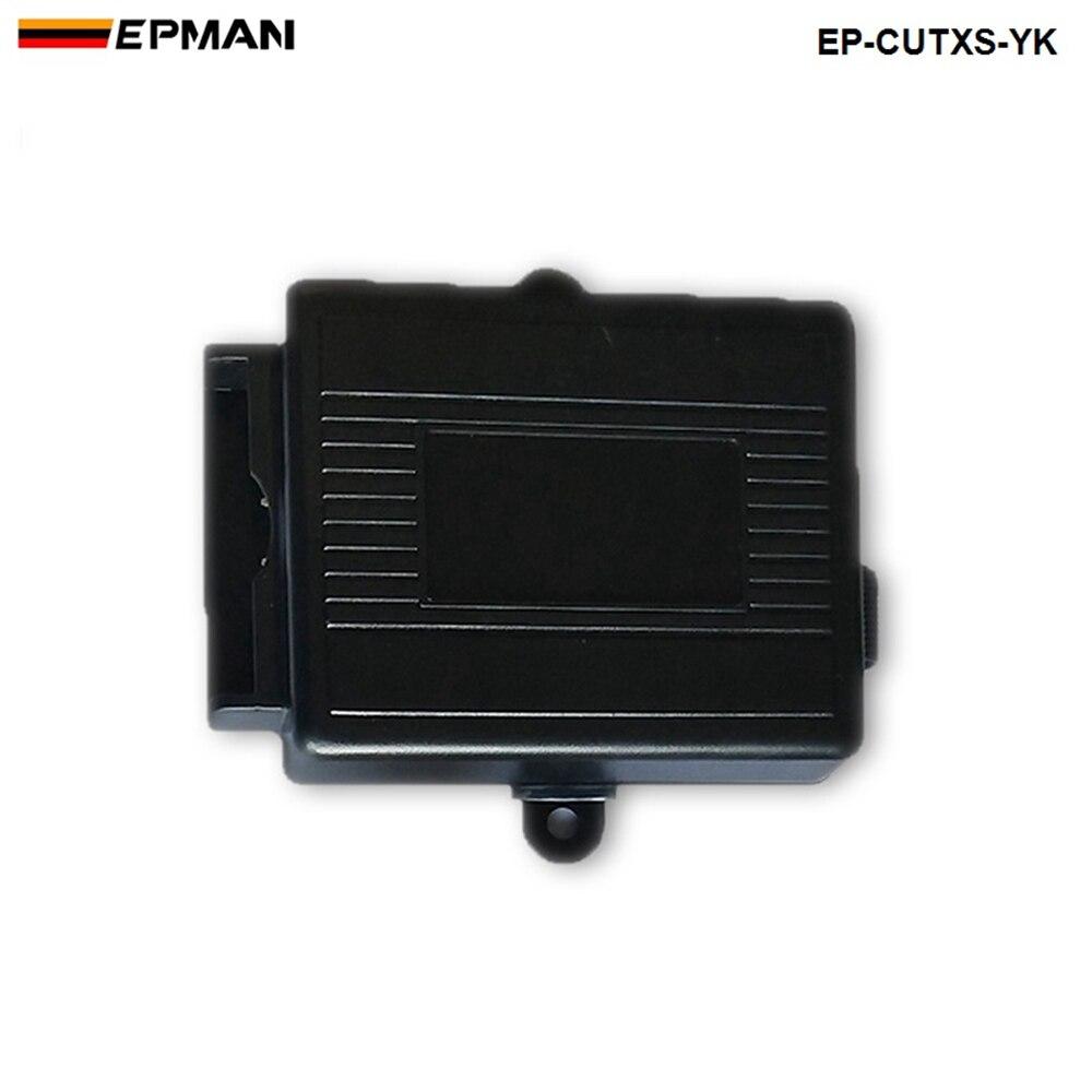 Беспроводной пульт дистанционного управления 12 футов жгут проводов для выхлопного глушителя электрический клапан вырез системы дампа EP-CUTXS-YK