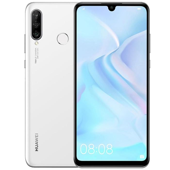 HUAWEI P30 Lite 4G Smartphone 6.15 pouces EMUI 9.0.1 (Android 9.0) Kirin 710 6GB RAM 128GB ROM 24.0MP + 8.0MP + 2.0MP 3340mAh Mobile - 6