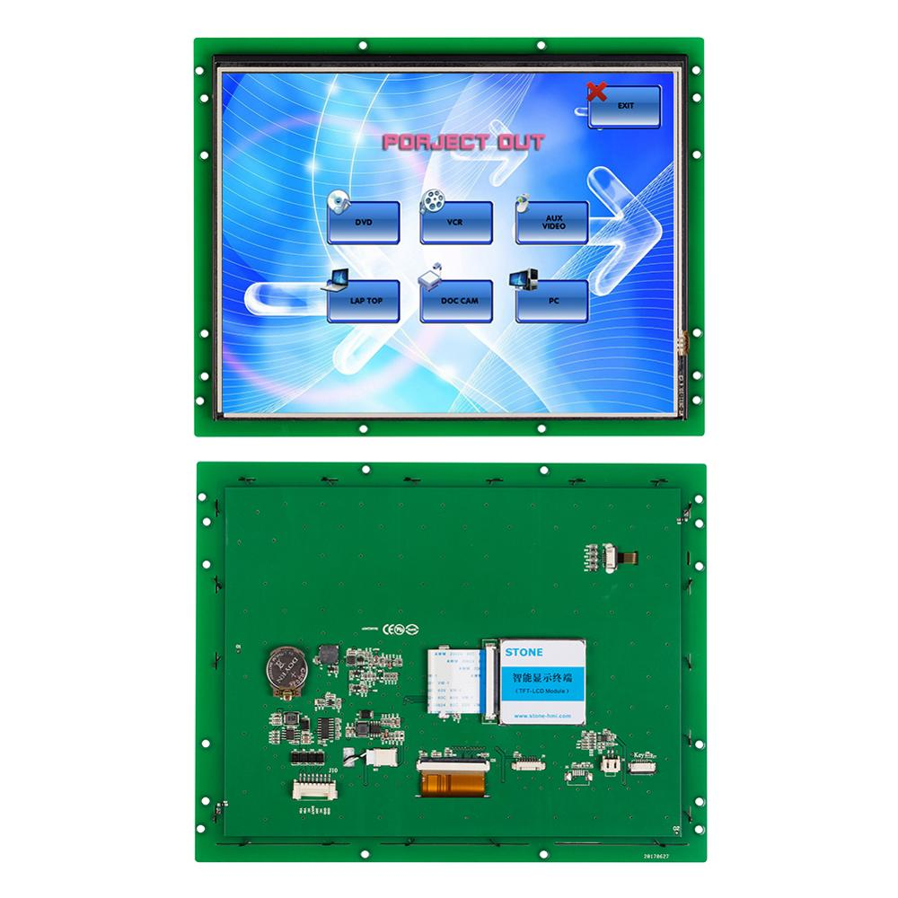 STONE  LCD 10.4 Inch 16 Bit Color For User Interface Controller