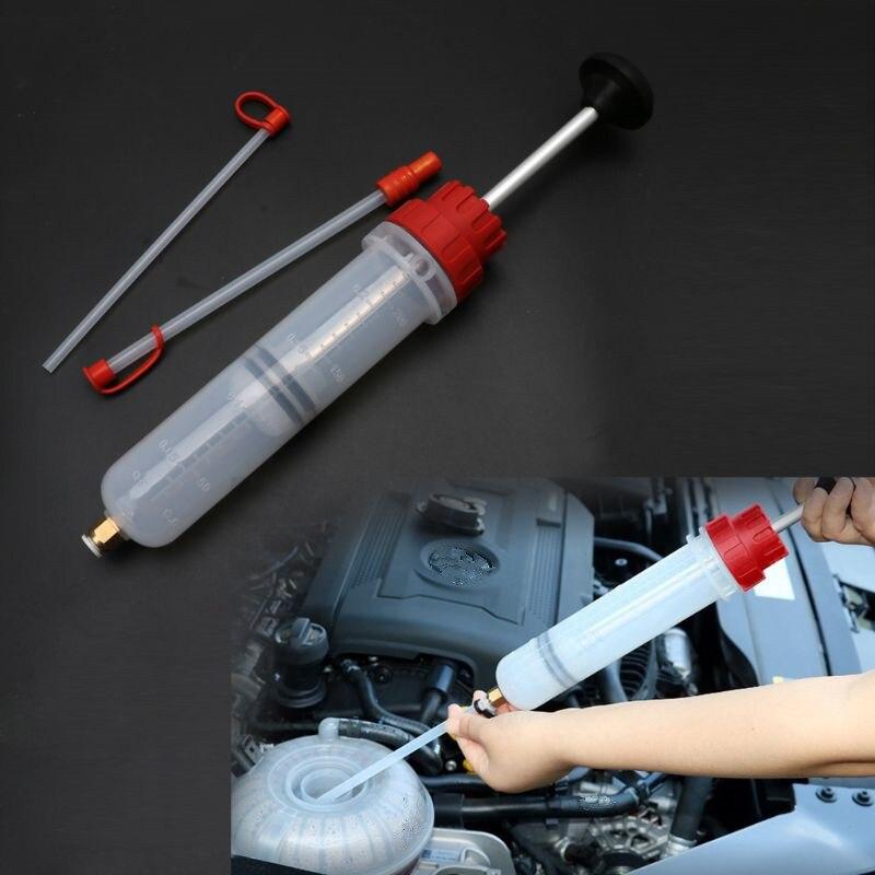 200cc автомобильный масляный экстрактор для жидкости, Разливочный шприц, бутылка для перекачки, автомобильный насос для извлечения топлива, р...