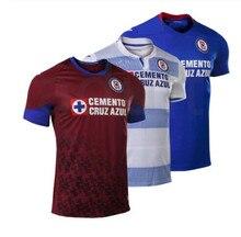 20 21 Cruz Azul camisetas de hogar fútbol tercer 20 21 ALVARADO 25 Rodríguez PINEDA 24 7 ROMO JERSEY de fútbol ESCOBAR camisas
