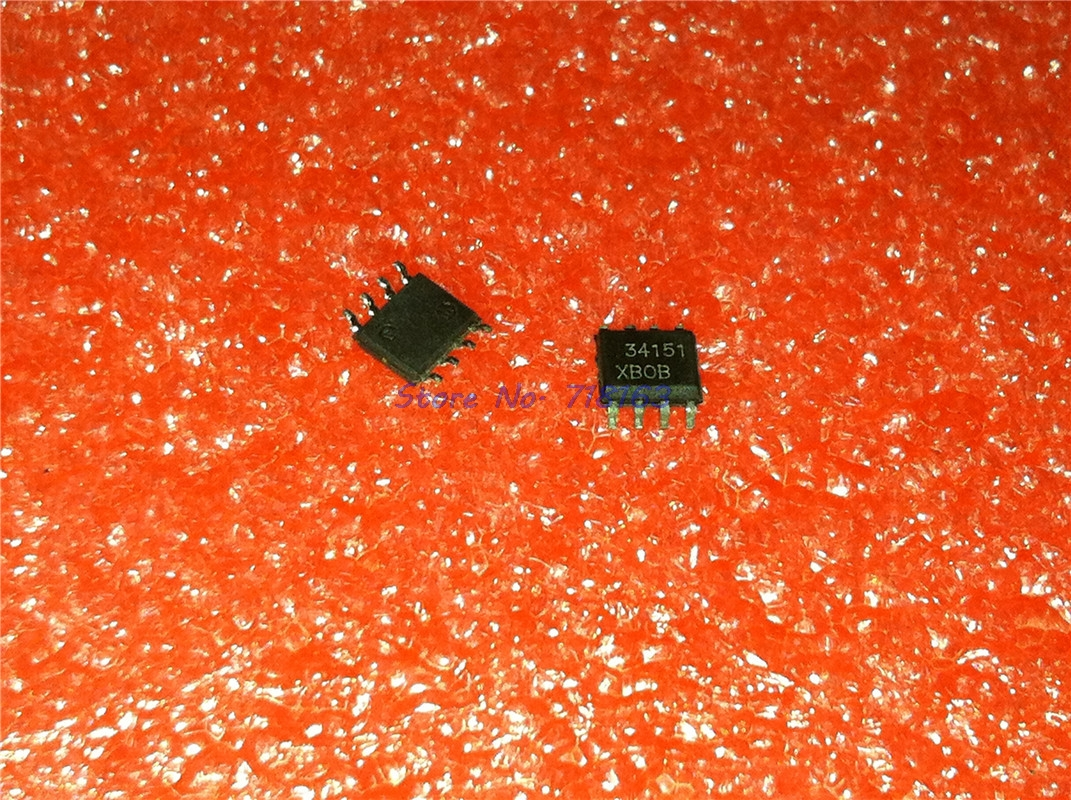 5pcs/lot MC34151DR2G MC34151 34151 SOP-8