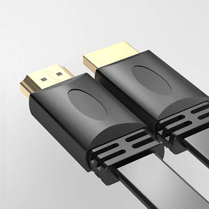 Image 2 - BYINTEK 1.5m 5m 5FT 15FT HDMI Cable, for Full HD 1080P Projector TV, Quality Gold Plated interface full copper 19+1 3D 2K 4K