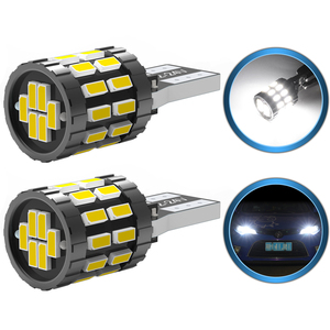 2x T10 W5W LED Canbus Bulb Car Clearance Parking Lights For BMW E60 E90 E91 E92 E36 E30 E39 E46 X5 E53 E70 F10 F30 F20 E87 M3 M5(China)