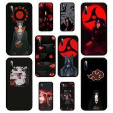 Anime hidan Itachi Phone Case For SamsungA 51 6 71 8 9 10 20 40 50 70 20s 30 10 plus 2018 Cover Fundas Coque