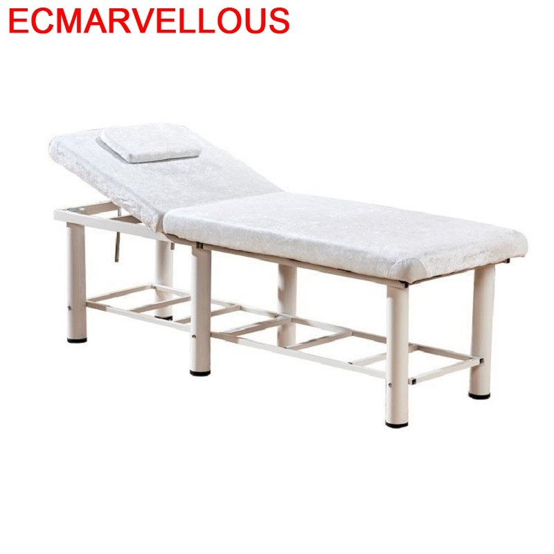 Beauty Furniture Foldable Letto Pieghevole Cadeira Massagem Mueble De Camilla Masaje Plegable Salon Chair Table Massage Bed