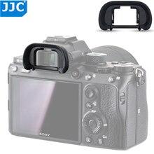 JJC Kamera Okular Weiche Sucher Protector Augenmuschel für Sony a7 II a7 III a7R a7R II a7R III a7S a7R IV a9 II Ersetzt FDA EP18