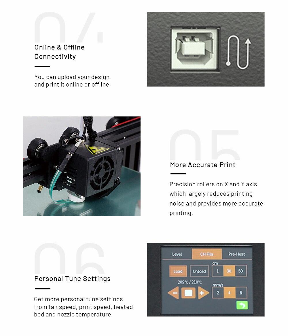 Anet 3D Printer ET4 (9)