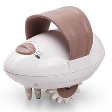 3D Elektrische Full Body Afslanken Massager Roller Voor Gewichtsverlies & Vetverbranding & Anti Cellulitis Verlichten Spanning