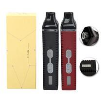 Herbal Titan 2 Dry Herb Vaporizer Kit E Cigarettes 2200mAh Battery TC Mode Wax Device vs Pathfinder II Vape Pen