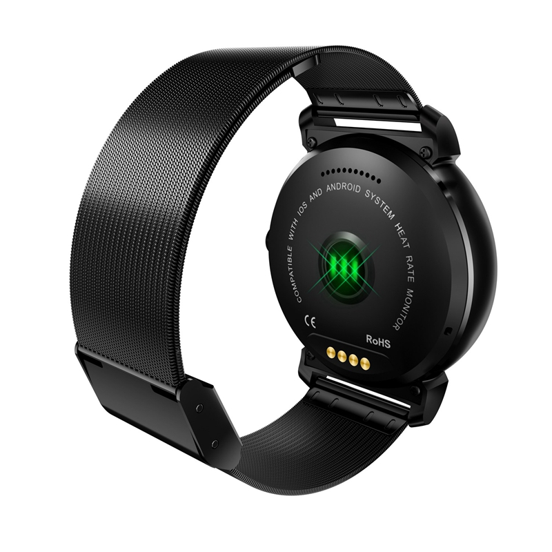 K88H Plus Smart Watch Bluetooth Sports Bracelet Heart Rate Tester Outdoor Pedometer