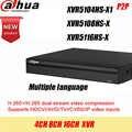 Dahua DVR XVR5108HS-X XVR5116HS-X 8ch 16ch Bis zu 6MP H.265S mart Suchen Digital Video Recorder kontaktieren verkäufer für rabatt