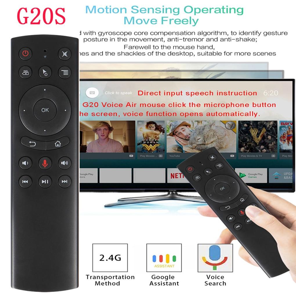 G20 g20s 2.4 ghz computador de controle remoto sem fio projetor caixa tv inteligente htpc portátil notebook controle remoto