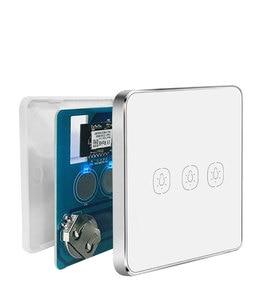 Image 2 - Zemismart التبديل اللاسلكية العمل مع تويا Hub واحد اثنين من ثلاثة عصابات تعمل باللمس مفاتيح ملصقا