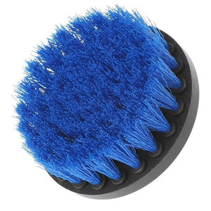 Image 5 - Vehemo 4 Inch Stainless Steel + Plastic Drill Ball Brush Electric Drill Ball Brush Cleaner Pratical Cleaning Products