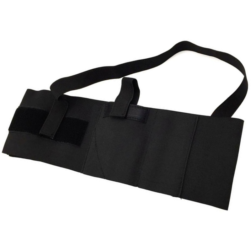 Outdoor Durable And Flexible Adjustable Belly Band Waist Belt Girdle