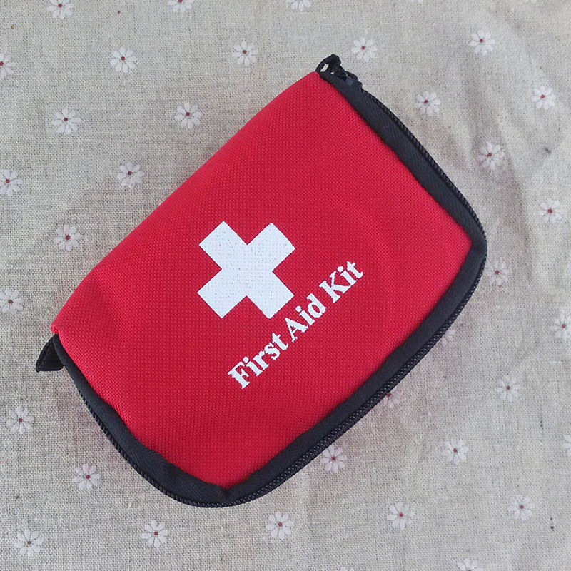 First Aid Kit Rescue Bag Survival Emergency Treatment Mini For Outdoor Hiking Camping EIG88