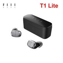 FIIL T1 Lite TWS سماعات بلوتوث 5.2 سماعات أذن لاسلكية حقيقية 32 ساعة عمر البطارية الطويل ENC HiFi IPX7 مقاومة للماء مع ميكروفون