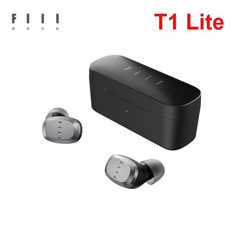 FIIL T1 Lite TWS Bluetooth 5.2 Earbuds True Wireless Earphones 32 Hours Long Battery Life ENC HiFi IPX7 Waterproof with Mic Smart Remote Control  - AliExpress