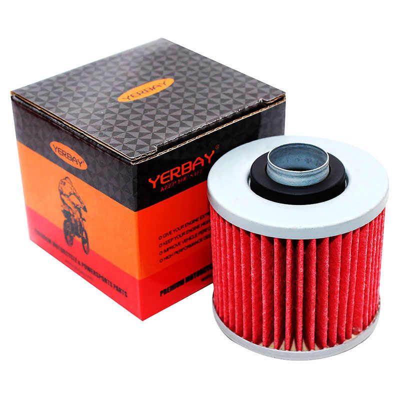 Filtro de óleo da motocicleta para yamaha xtz660 xtz 660 tenere szr660 szr 660 xv250 xv 250 rota xtz750 xtz 750 super tenere sr250 1996