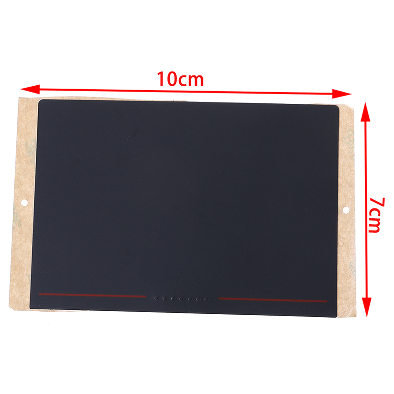 10cm X7cm Touchpad Clickpad Stickers Replace For Thinkpad T440 T450 T450S T440S T540P W540 Palmrest Touchpad Sticker