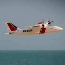 Sonicmodell Binary 1200mm Wingspan EPO Foam Twin Motor Multirole Aerial Survey FPV Platform