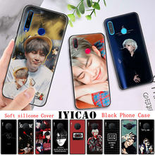 Housse souple en silicone pour Huawei Honor 8 9 10 Lite 9X 20 Pro 7X 8A 8X 8C 20S Note 10 20 étui Suga K Pop Min Yoongi K Pop(China)