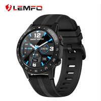 LEMFO M1S inteligentny zegarek karty SIM telefon z bluetooth otrzymać telefon zwrotny od GPS smartwatch monitorujący tętno krwi monitorowanie ciśnienia tryby sportowe mężczyźni kobiety