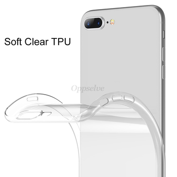 Luxury Case For iPhone Ultra Thin Slim Soft TPU Silicone Cover Case 2