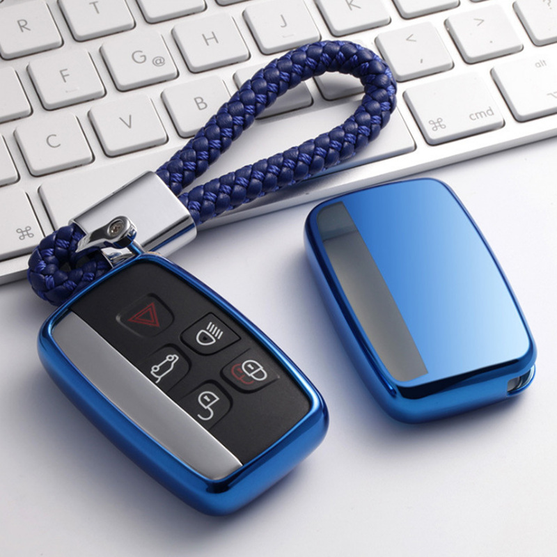 Image 2 - TPU Key Case Car Key Covers for Land Rover Range Rover Evoque Freelander 2 Discovery 3 4 Key Case Shell Case Smart Edition-in Key Case for Car from Automobiles & Motorcycles
