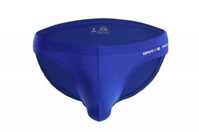 Brand BRAVE PERSON Sexy Men Underwear Briefs U convex Big Penis Pouch Design Wonderjock Cotton Briefs Bikini Male Underpants