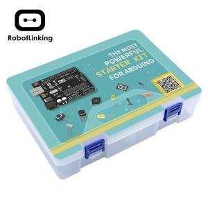 Image 4 - UNO Project Arduino 프로젝트 용 튜토리얼, UNO R3 컨트롤러 보드, 서보, 스테퍼 모터, 릴레이 등이있는 슈퍼 스타터 키트 2019