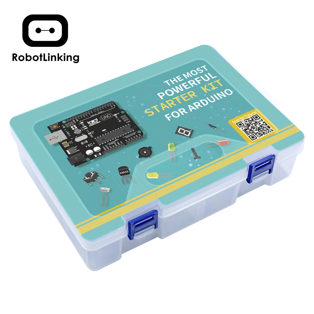 Image 4 - UNO Project Super Starter Kit with Tutorial, UNO R3 Controller Board, Servo, Stepper Motor, Relay etc. for Arduino Projects 2019-in Integrated Circuits from Electronic Components & Supplies