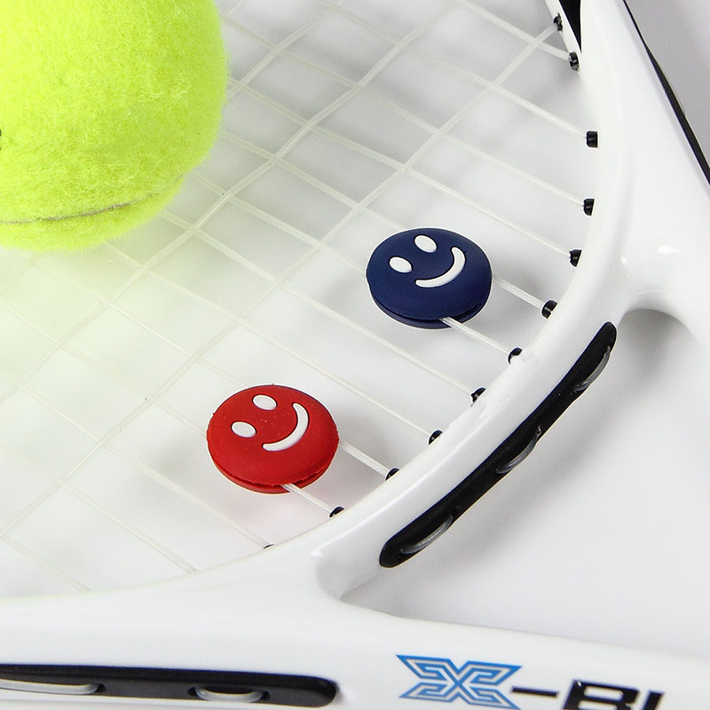 Tennis Racket Damper Shock Absorber To Reduce Tennis Racquet Vibration Rubber Racquet Dampener Tennis Overgrip Accessories
