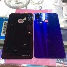 """Orijinal için 6.3 """"Huawei P akıllı artı cam arka pil kapağı durumda arka Huawei nova 3i nova 3i arka konut kapı"""