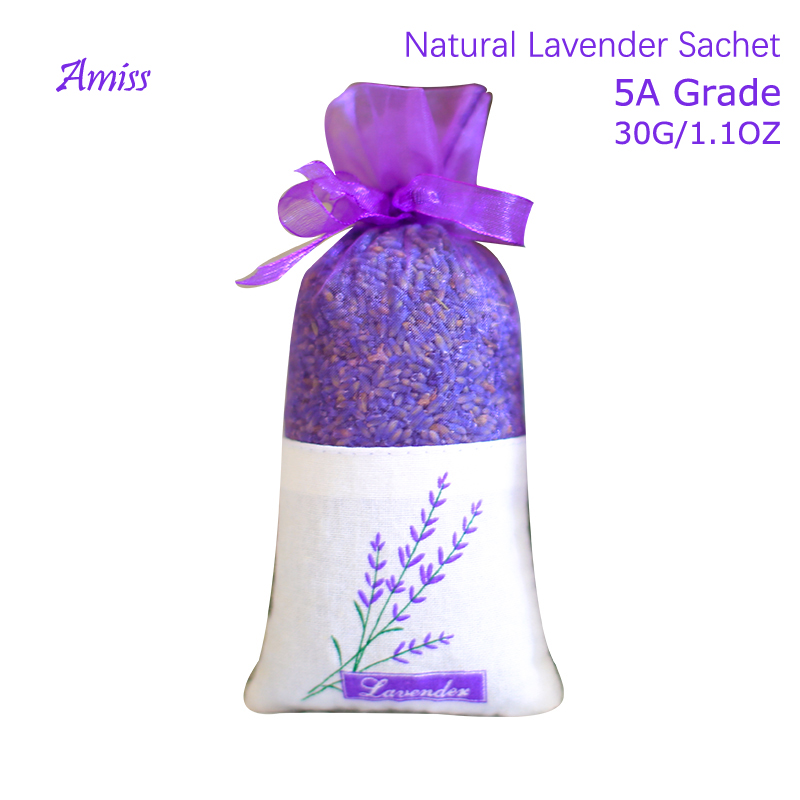 Lavender Sachets 30g 1.1oz Dried Lavender Sachets Flowers Room Fragrance  Home Sachet Fragrance Sachet For Closet Drawer Bedroom