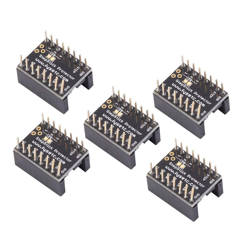 3D Printer Motherboard Accessories, Stepper Motor Driver TMC2100 Eraser Filter,for 3D Printer A4988 LV8729 DRV8825 TMC2100 TMC
