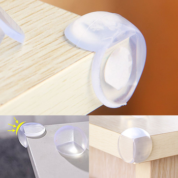 Baby Safety Soft Corner Protector Baby Kids Table Desk Corner Guard Children Safety Edge Bumper Guards Doors Table Edge Protect 6